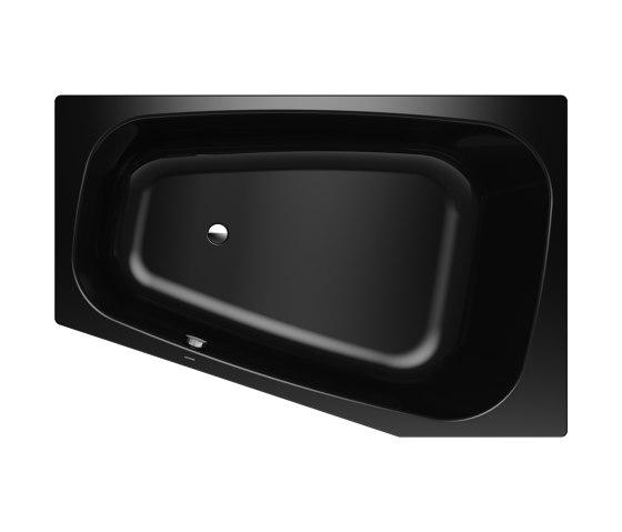 Plaza Duoleft black di Kaldewei | Vasche