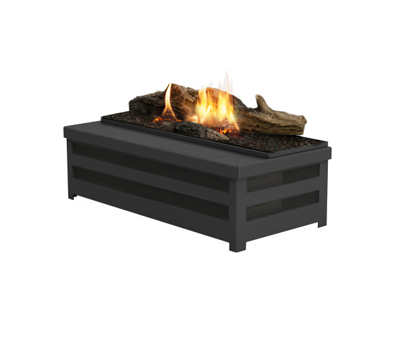Basket Fire Logs by Planika | Ventless fires
