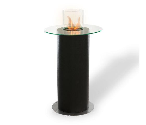 Caro Table di Planika | Bracieri senza canna fumaria