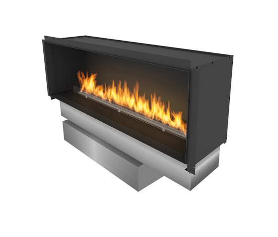 Fire Line Automatic 3 XL in Casing A by Planika | Fireplace inserts