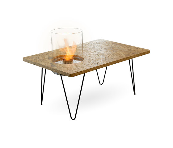 Fire Table Mini by Planika | Ventless fires