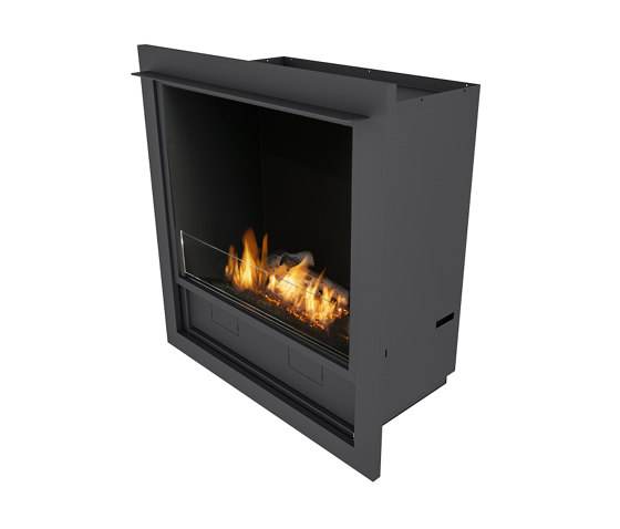 L-Fire In Casing by Planika | Fireplace inserts