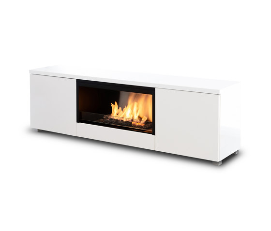 Pure Flame TV Box by Planika | Fireplace inserts