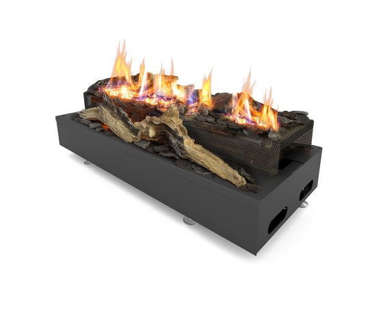 Versal Insert by Planika | Closed fireplaces