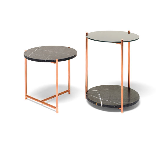 Long Playing side tables de Eponimo | Mesas auxiliares