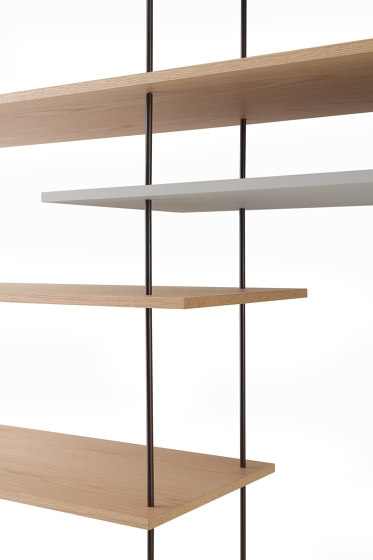 F1 Bookcases | Web Line 19 by Forme's Collection | Shelving