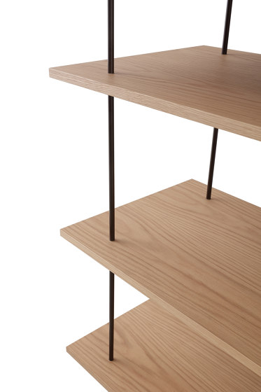 F1 Bookcases | Web Line 28 by Forme's Collection | Shelving