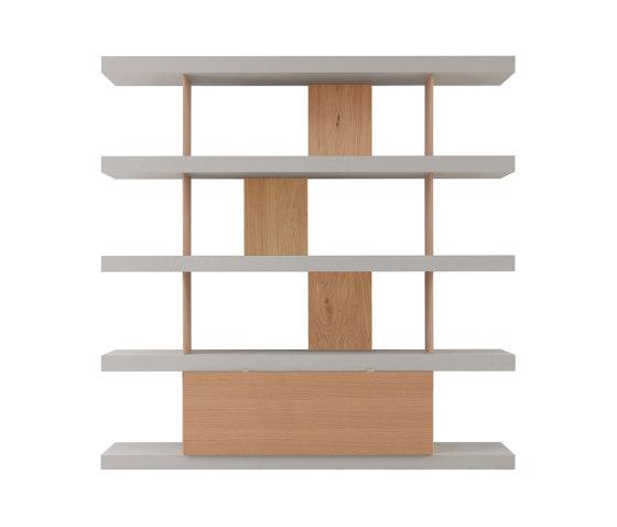 F2 Bookcases | V. Line de Forme's Collection | Estantería