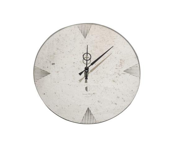 Clocks | Round clock by Antique Mirror | Clocks