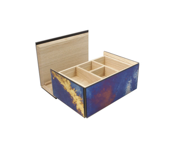 Container | Casket by Antique Mirror | Storage boxes