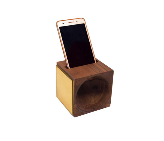 Container | Phone Holder by Antique Mirror | Lifestyle