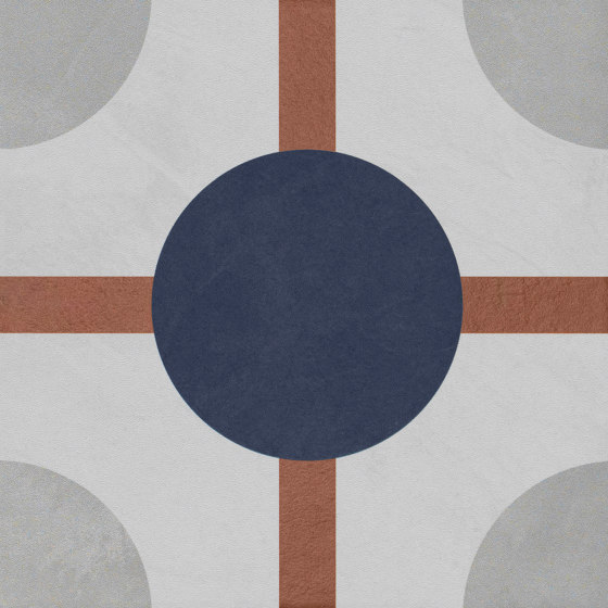 Quadra Decoro by Eccentrico | Ceramic tiles