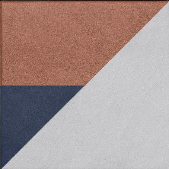 Quadra Decoro by Eccentrico   Ceramic tiles