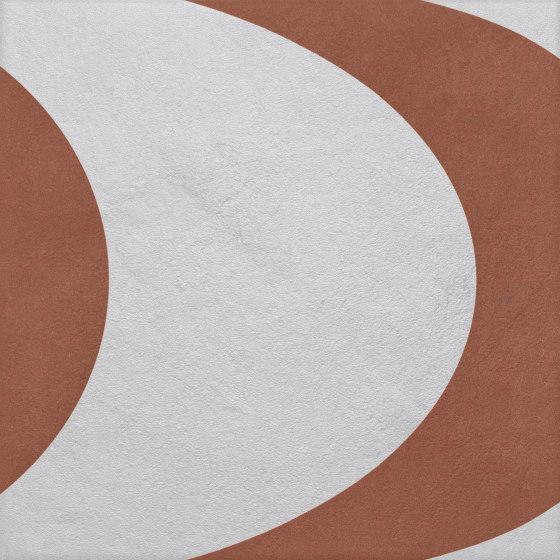 Quadra Decoro de Eccentrico | Carrelage céramique