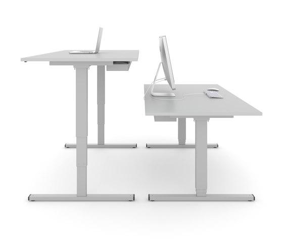 LO Pure by Lista Office LO | Desks