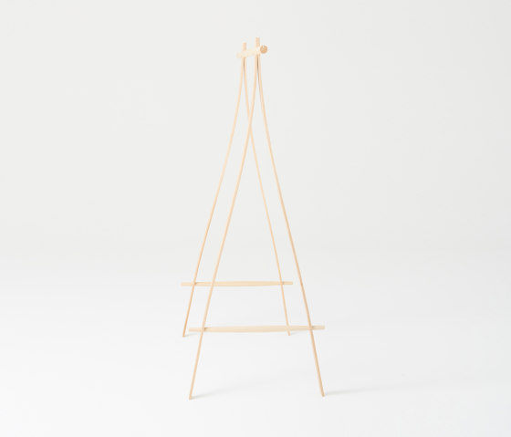Coat Stand Ash 100 by Made By Hand   Coat racks