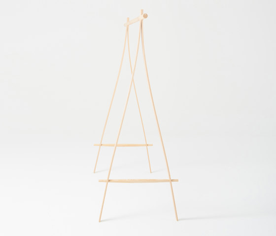 Coat Stand Ash 150 by Made By Hand | Coat racks