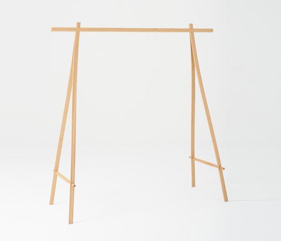 Coat Stand Oak 150 by Made By Hand | Coat racks