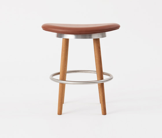 Sturdy Stool Low Stool by Made By Hand | Stools
