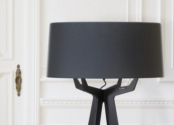 No. 35 Floor Lamp Matt Collection - Deep Black - Fenix NTM® by BALADA & CO. | Free-standing lights