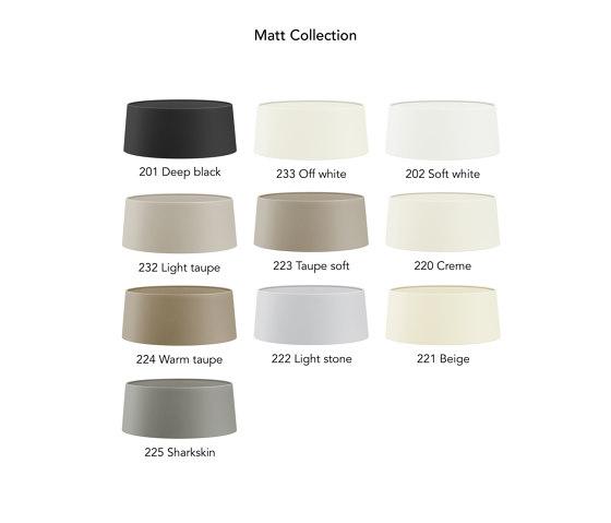 No. 43 Table Lamp Matt Collection - Deep Black - Brass by BALADA & CO. | Table lights