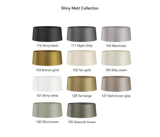No. 43 Table Lamp Shiny-Matt Collection - Macchiato - Fenix NTM® by BALADA & CO.   Table lights