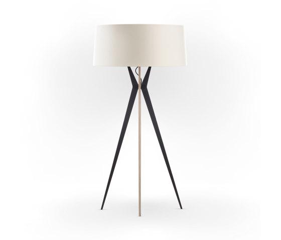No. 43 Floor Lamp Matt Collection - Off White - Multiplex by BALADA & CO. | Free-standing lights