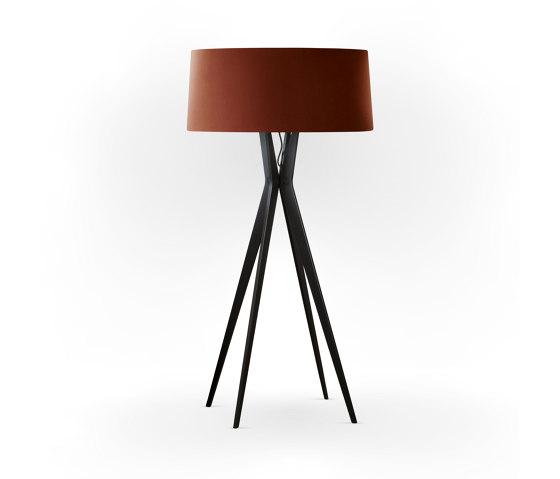 No. 43 Floor Lamp Velvet Collection - Safran - Fenix NTM® by BALADA & CO.   Free-standing lights