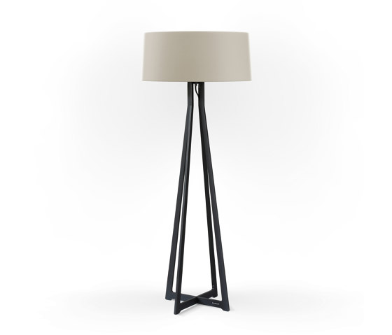 No. 47 Floor Lamp Matt Collection - Light Taupe - Fenix NTM® by BALADA & CO.   Free-standing lights