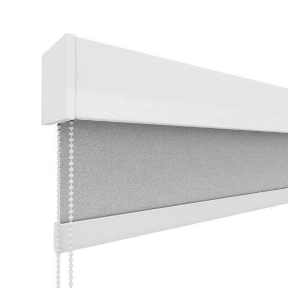 Fascia  Manual / Motorized by Coulisse | Cord operated systems