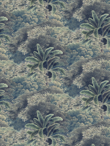 Palmeria 200341 by Christian Fischbacher | Wall coverings / wallpapers