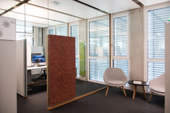 Lindner Life Nature by Lindner Group | Wall partition systems