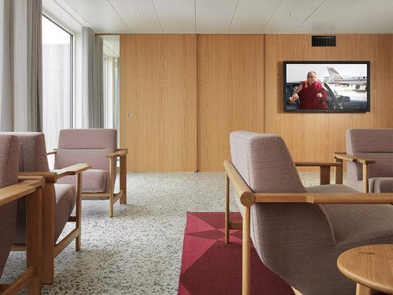 VIP Lounge Flughafen Genf, Genf, Schweiz by Girsberger