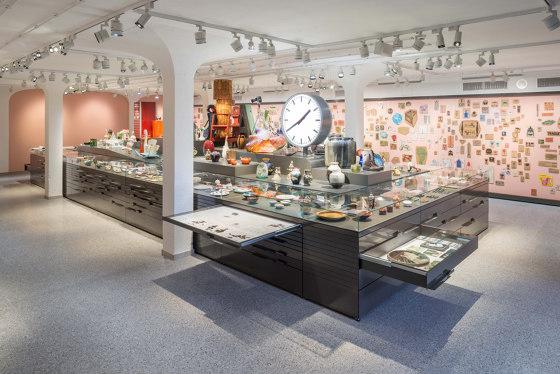 Museum für Gestaltung, Zürich, Schweiz by Girsberger