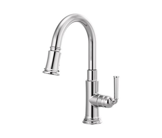 Pull-Down Prep Faucet by Brizo | Kitchen taps