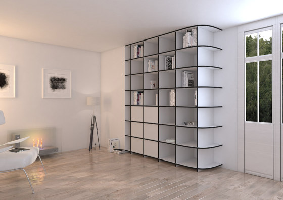 book shelf | Adriana de form.bar | Estantería