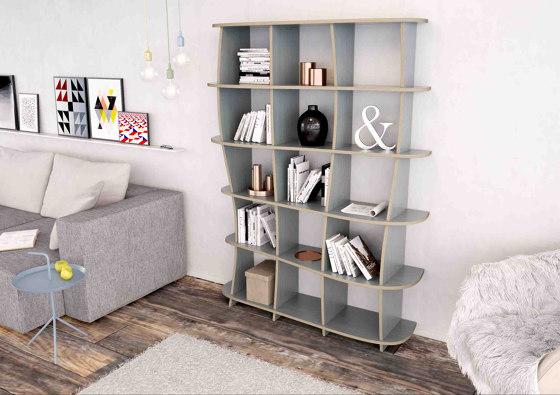 book shelf | Vida de form.bar | Estantería