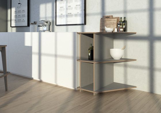 kitchen shelf | Lanea by form.bar | Kitchen cabinets