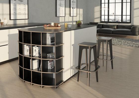 kitchen shelf   Pawon by form.bar   Kitchen cabinets