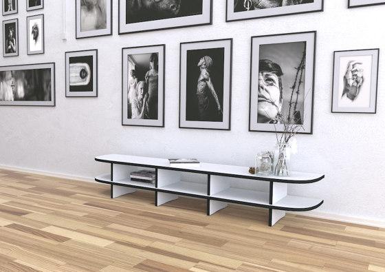 lowboard | Classic de form.bar | Estantería