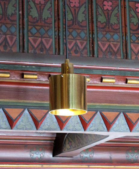 DYBBØL 120 pendant by Okholm Lighting | Suspended lights