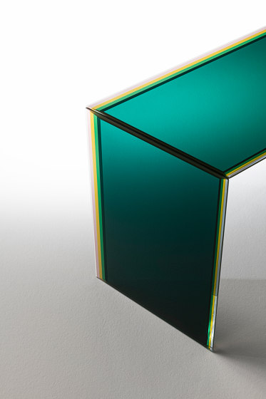 Bisel | Low Table by Glas Italia | Side tables