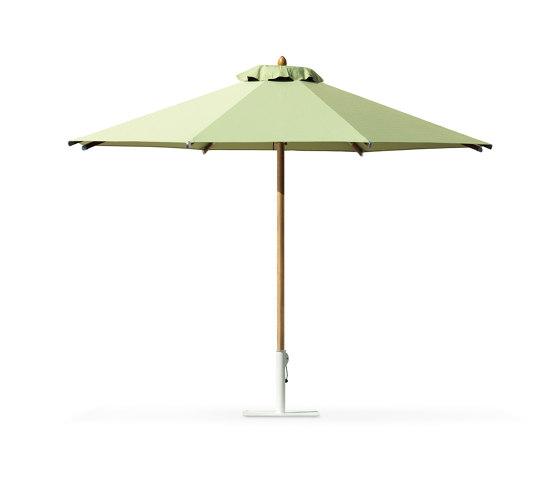 Classic umbrellas by Ethimo   Parasols