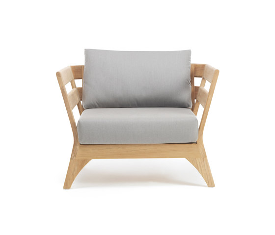 Village Lounge armchair by Ethimo   Armchairs