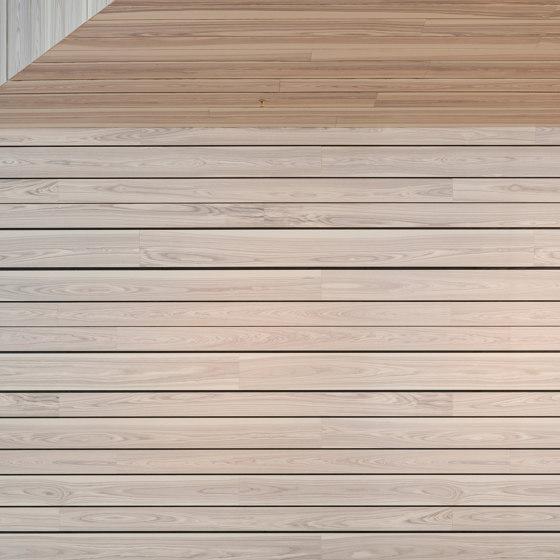 Linear Plank de Gustafs | Placages bois