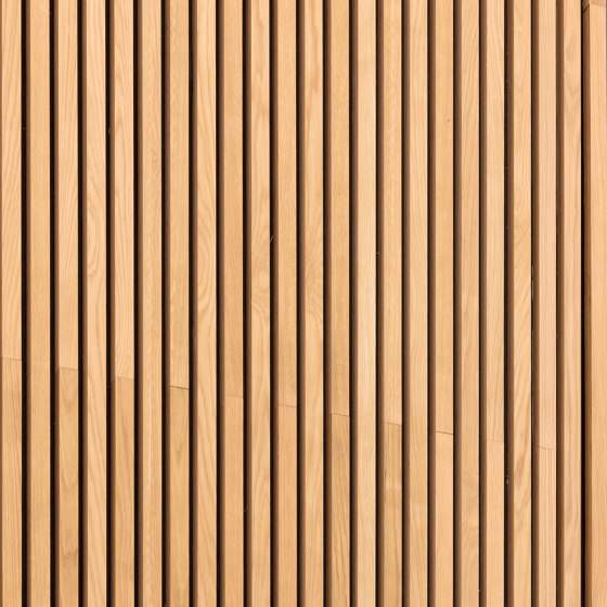 Linear Rib by Gustafs | Wood veneers