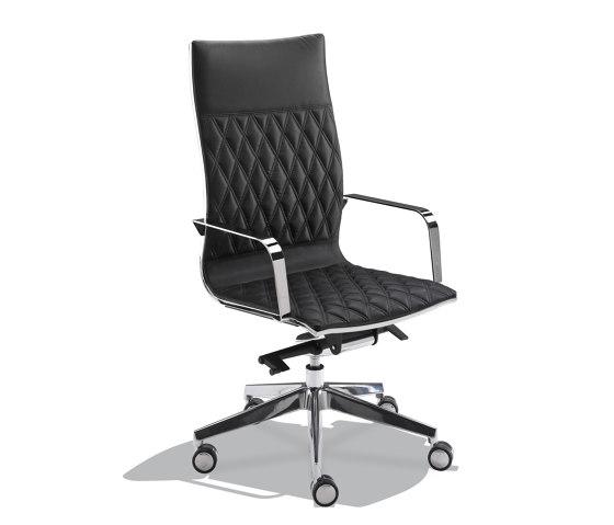 Kruna plus rhomboidal by Kastel   Office chairs