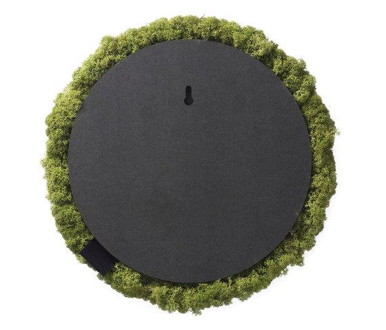 Convex Circle by Nordgröna | Sound absorbing wall art
