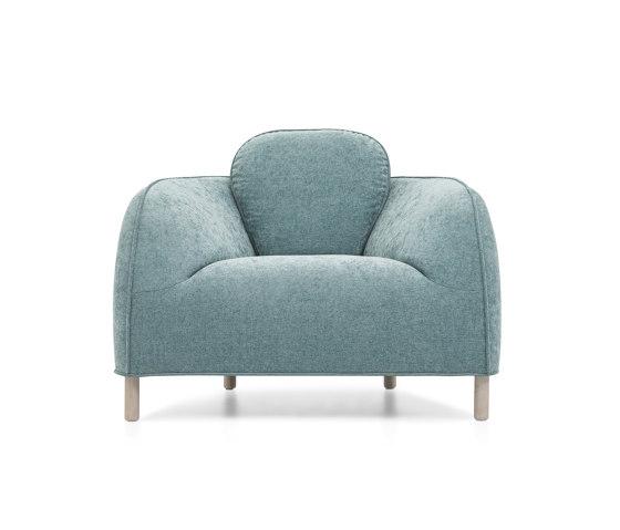 Dolomia Armchair by Extraform   Armchairs