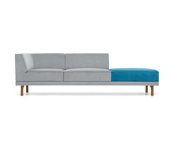 Flytte Sofa di Extraform | Divani